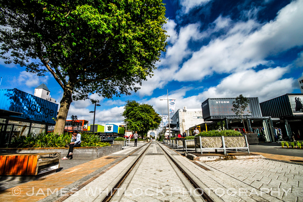 Christchurch Rail