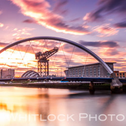 Clyde Bridge Panorama