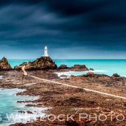 Corbiere Lighthouse Panorama