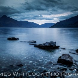 Dark Over Wakatipu