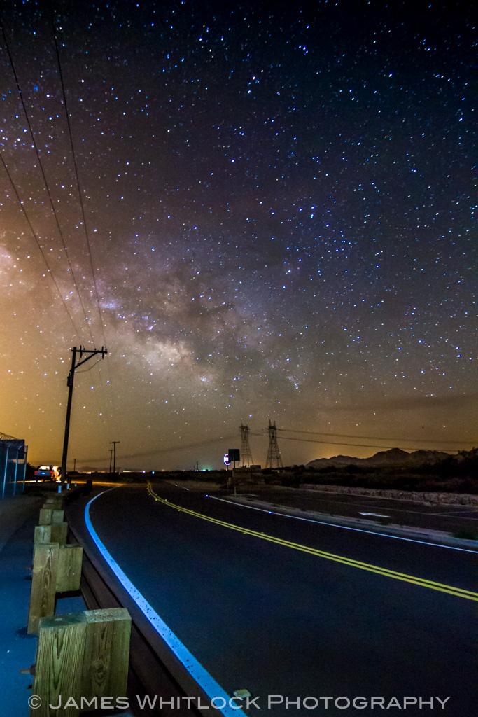 Galactic Road