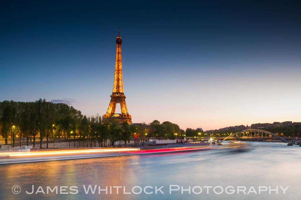 Goodnight Paris
