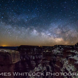 Grand Canyon Galaxy
