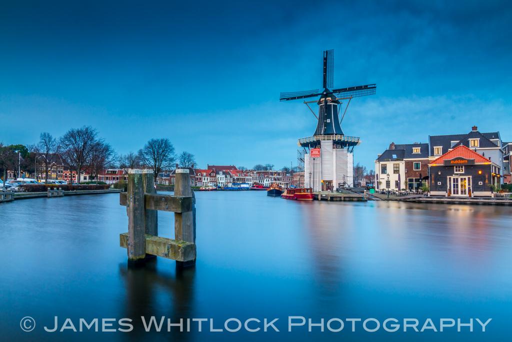 Haarlem Windmill