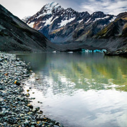 Hooker Lake Shore