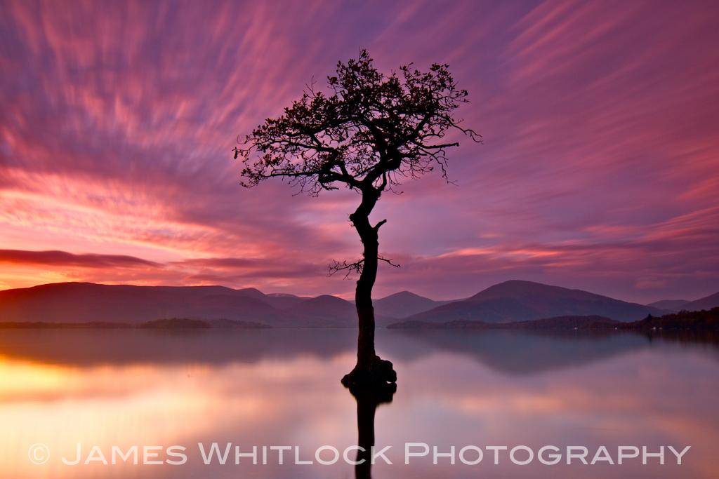 Loch Lomond Isolation