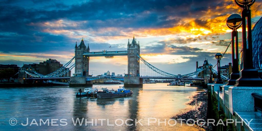 London Bridge Panorama