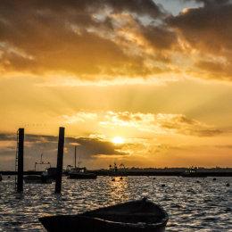 Mersea Row Boat 2