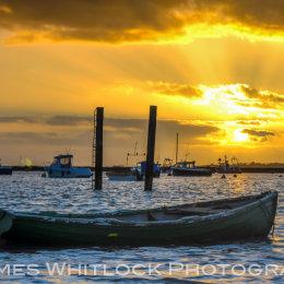 Mersea Row Boat