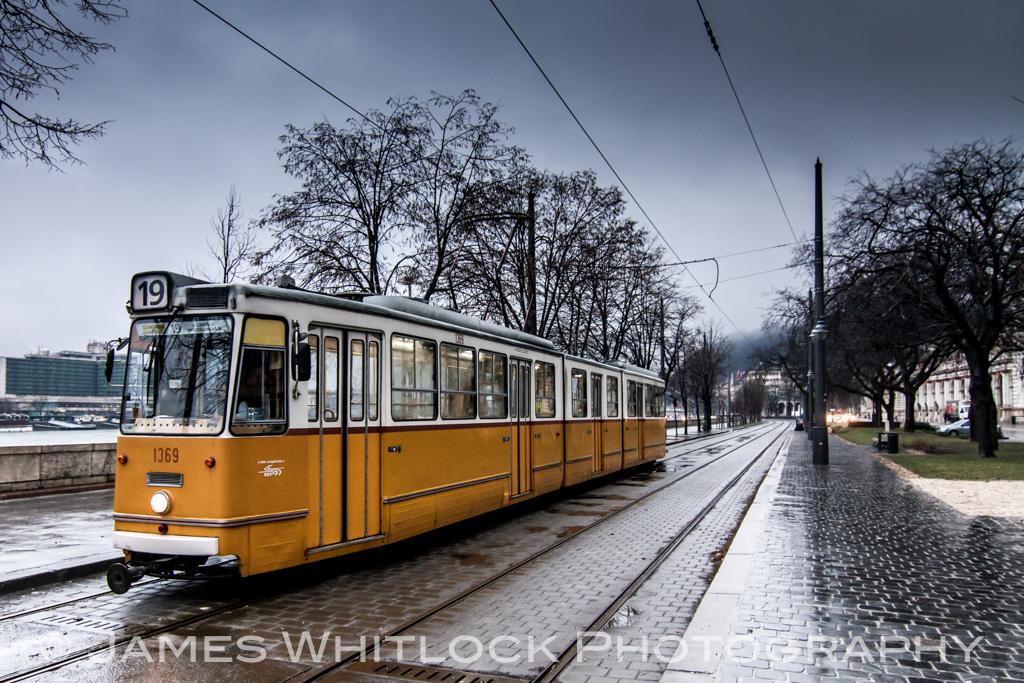 Moody Tram