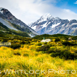 Mt Cook Panorama