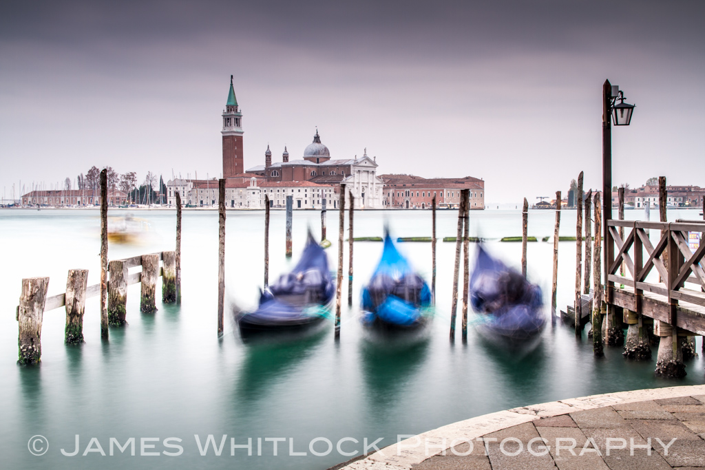 Muted Venice