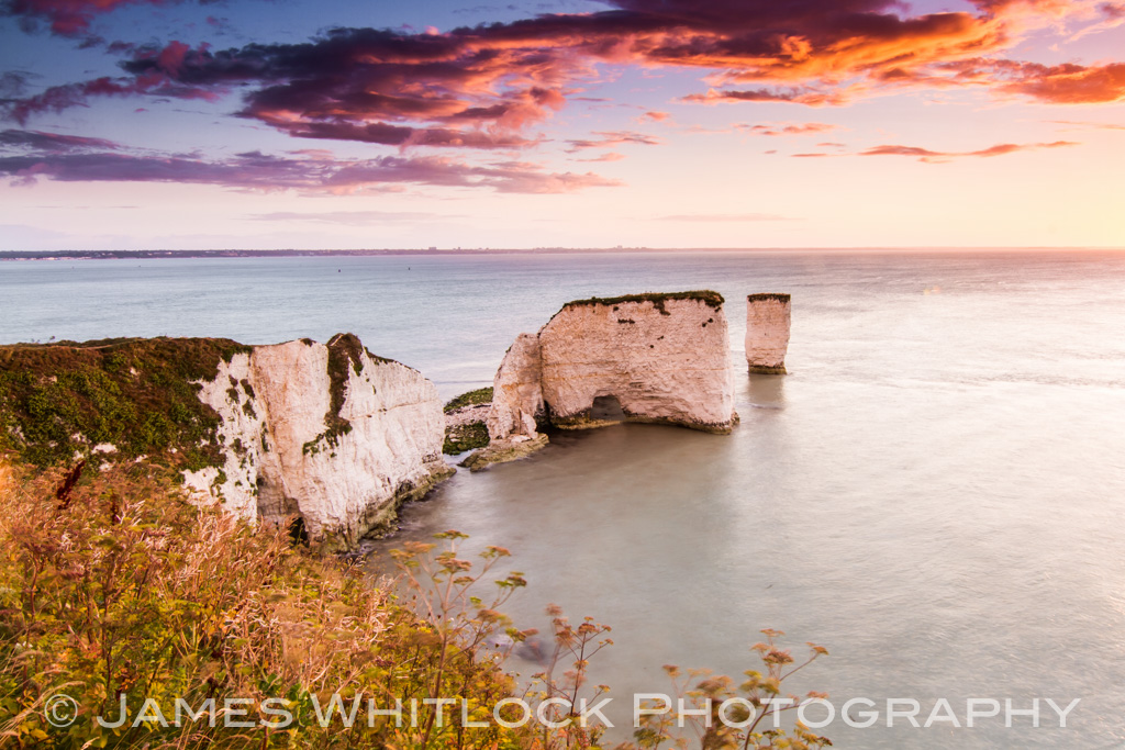 Old Harry Sunrise