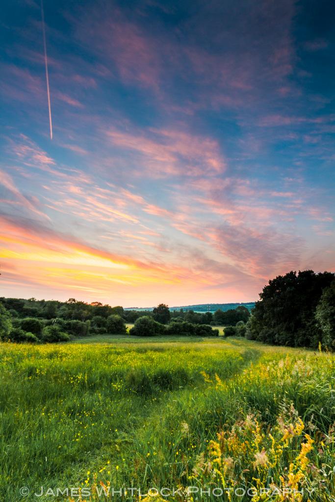 Oxford Sunset