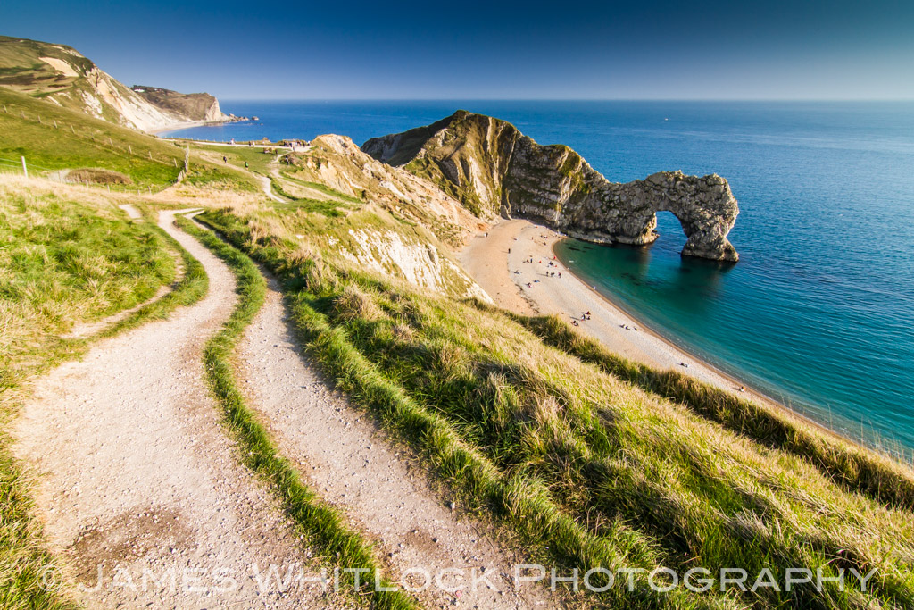 Path to Durdle Door
