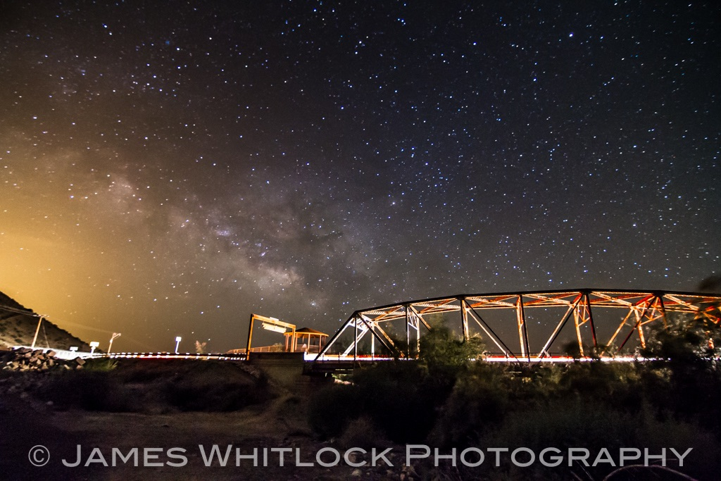 Phoenix Milky Way