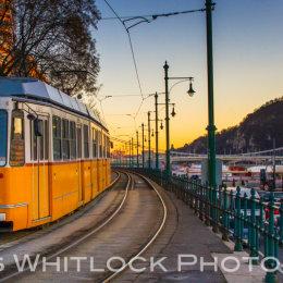 Tram City Panorama