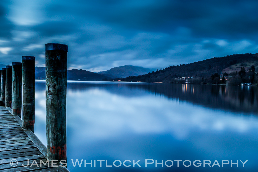 Windermere Night