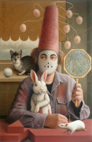 WHITE RABBIT (THE VIVISECTIONIST)