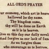 All Ord's Prayer
