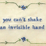 You Can't Shake an Invisible Hand