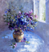 Wild flowers in jug
