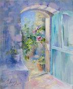 Cretan Doorway