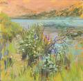 Kournos Lake , Early Morning