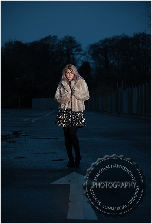 new forest urban portraits