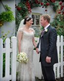 Mags and Tom, Wedding at Bunratty