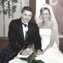 Wedding at Quilty Church