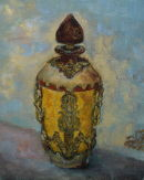 Mongolian Scent Bottle,  SOLD