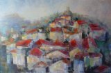 Motovun, Istria, Private collection of Mr H Hoffman