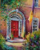 The Presbytery Door  (SOLD)