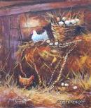 The Eggs-checker  (SOLD)