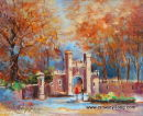 Back to School, Autumn, Clongowes (SOLD)