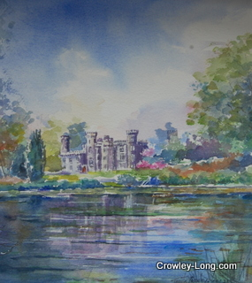 Johnstown Castle, Co Wexford  <p style=