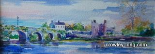 Leighlinbridge, Co. Carlow   <p style=