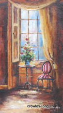 In the Library (SOLD)