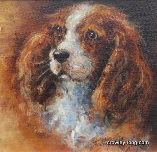 The Bonny Dog (SOLD)