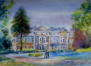 Knockbeg College, Carlow (14x10.5)