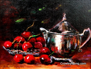 Cherry Cream <p style=