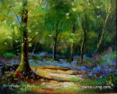 Tip-Toe Through the Bluebells (SOLD)