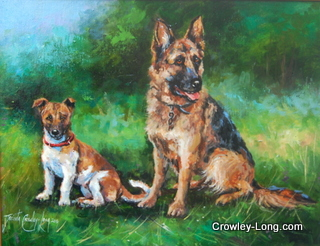 Best Friends (SOLD)
