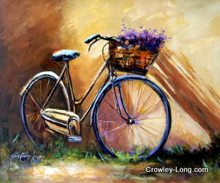 Pedal Power ( 20x24ins)
