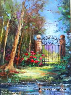 The Myshall Gate, Altamont (SOLD)