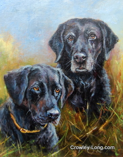 Coco and Milly (SOLD)