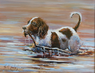 Branch Manager (16 x 20 inches)
