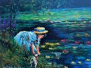 In Search of the Frog Prince (16x12) €750