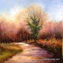 Autumn Tints (16insx16ins) €850